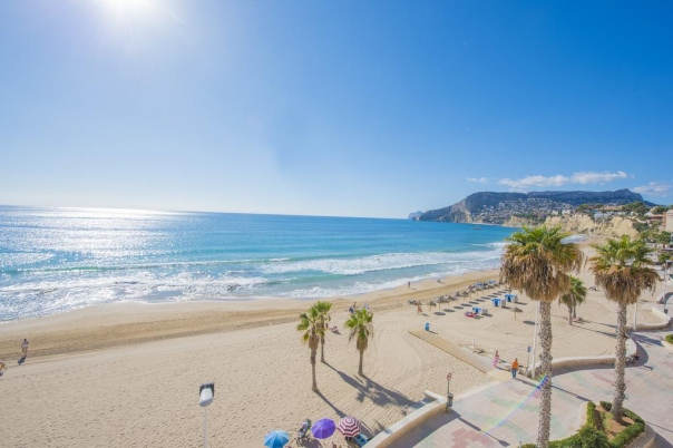 Calpe Beaches - Arenal-Bol