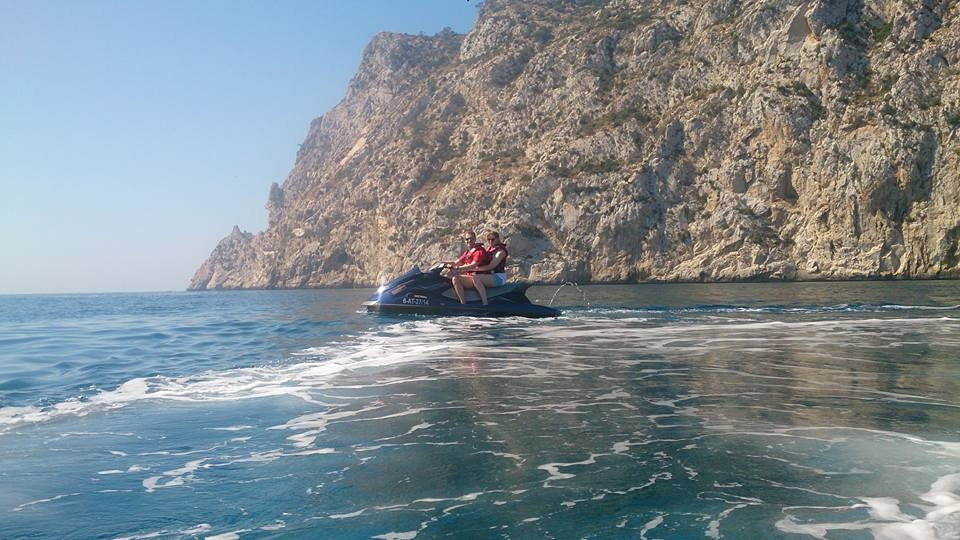 TSUNAMI Jet Ski, Watersports, Quads & Paintball