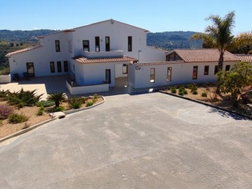 6 bed villas in Benissa