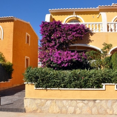 1 bed townhouse in Benitachell