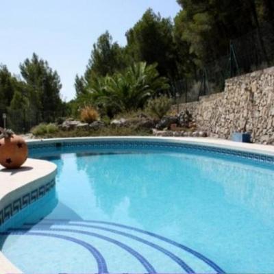 2 bed villas in Benissa