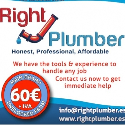 Customer Review of Right Plumber