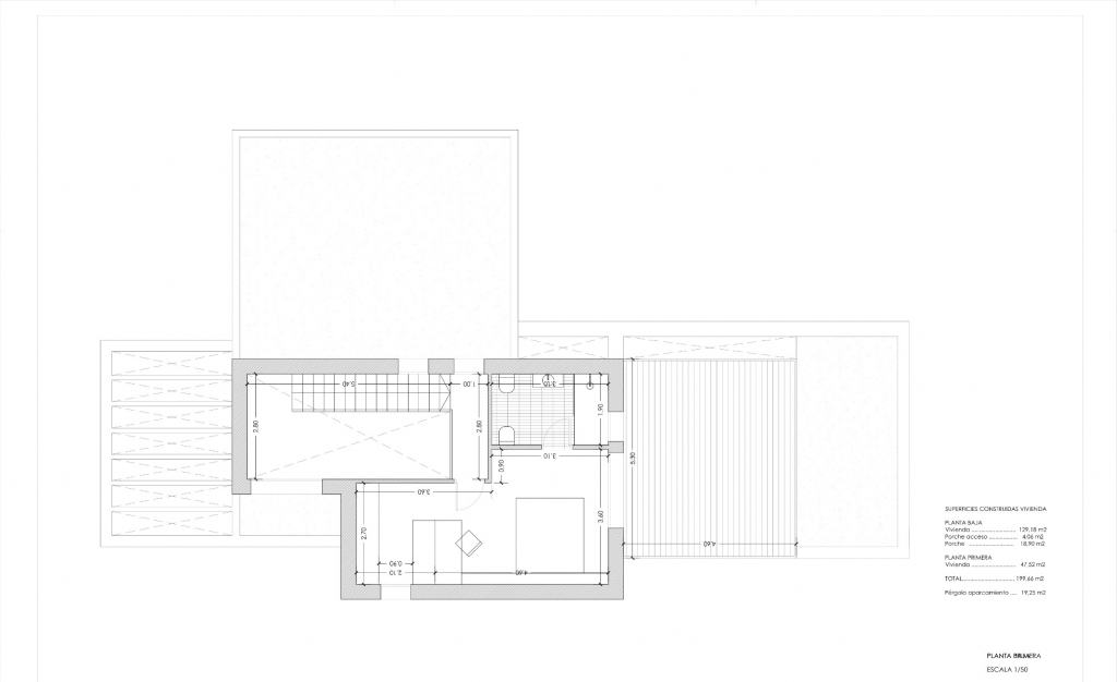 3 bed villas in Moraira