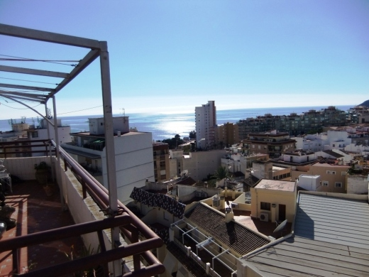 3 bed penthouse in Calpe