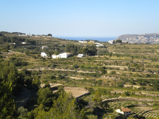land in Benissa