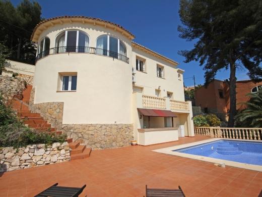 7 bed  villa in Benissa Costa