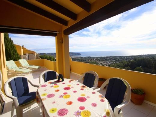 5 bed apartment in Moraira