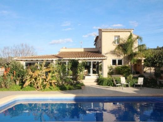 4 bed villa in Teulada
