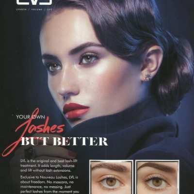 Lash Lift LVL treatment now available from Beauty Specialist Babor Javea