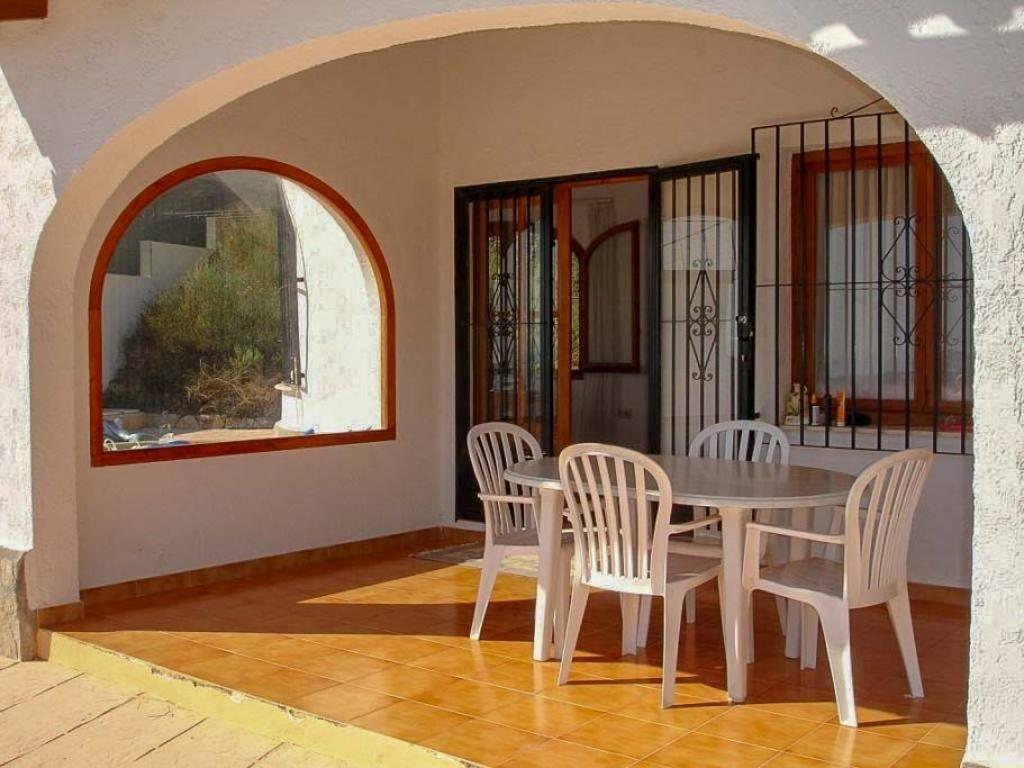 3 bed villas in Calpe