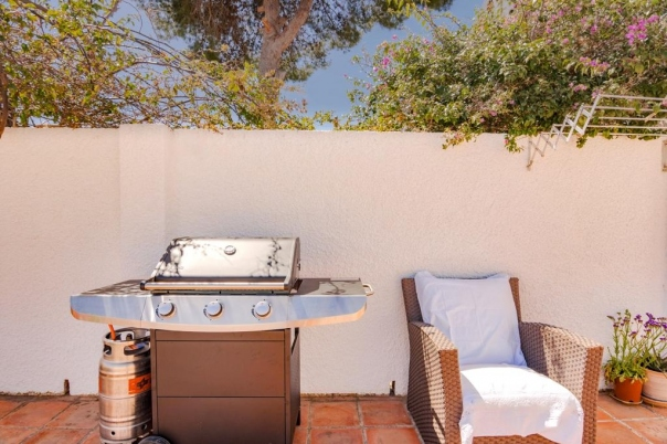 4 bed villa in Benissa Costa