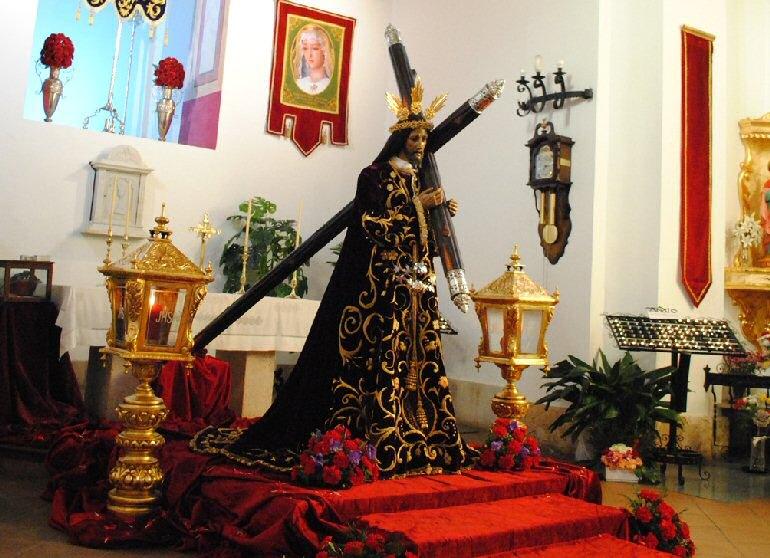 "Fiestas in Javea: ""Semana Santa"" (Easter 2020)"