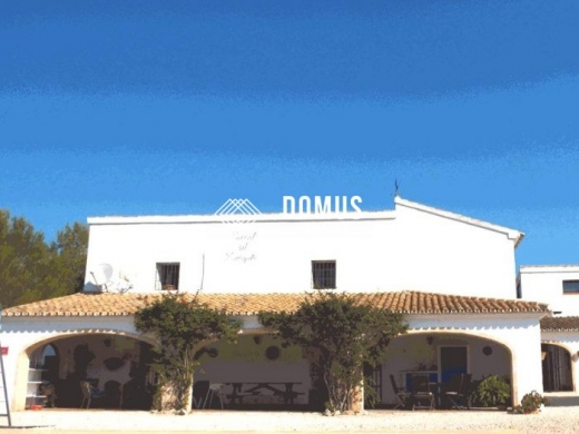 6 bed house in Javea