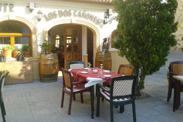 Restaurante Los Dos Cañones