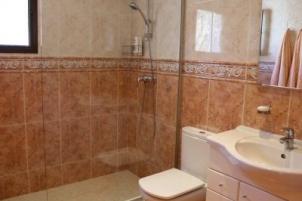 2 bed villa in Moraira