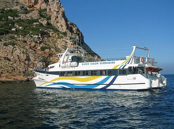 Mundo Marino Javea - Boat Trips & Excursions