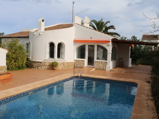 4 bed villa in Jávea
