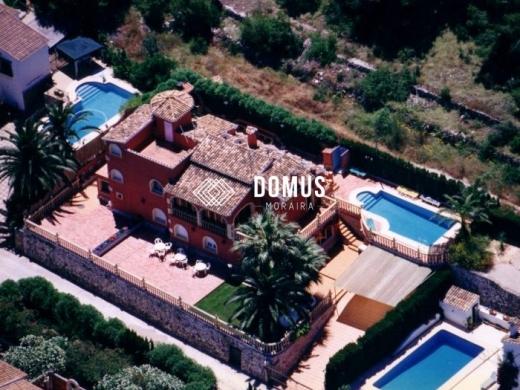 7 bed villa in Javea