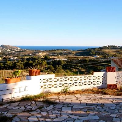 3 bed villa in Teulada
