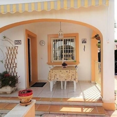 2 bed bungalow in Calpe / Calp