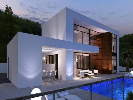 3 bed villas in Altea