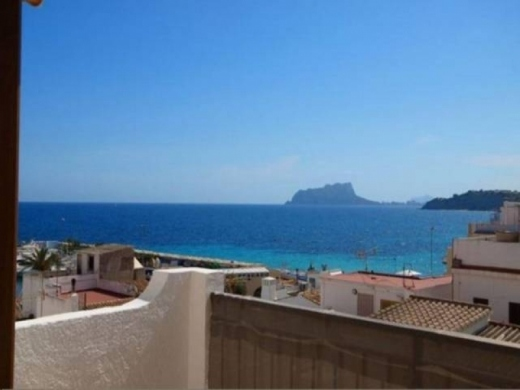 2 bed apartments in Moraira