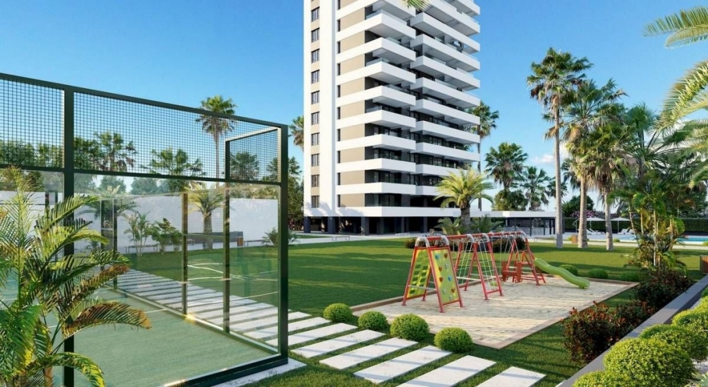 2 bed apartamento in Calpe / Calp