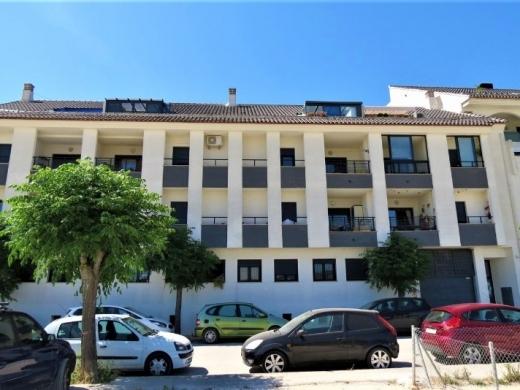2 bed apartment in Benissa