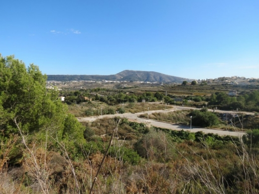 land for building in Benitachell