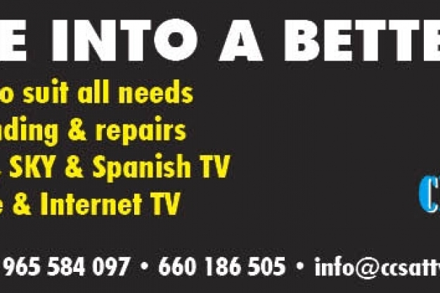 Crystal Clear Satellite And Internet Tv Costa Blanca