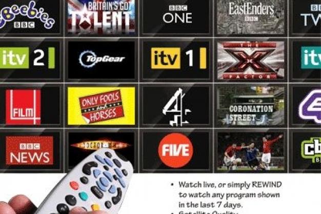 Satellite Tv Internet >> Crystal Clear Satellite And Internet Tv Costa Blanca