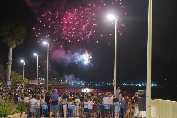 "Fiestas in Calpe: ""Hogueres San Juan"" (June 2020)"