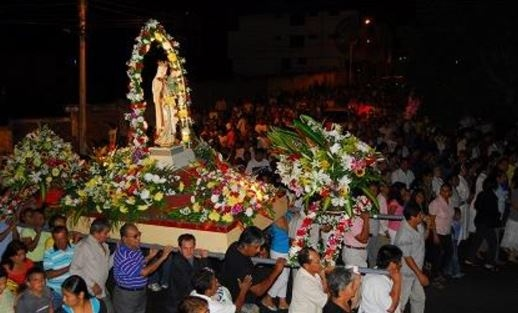 "Fiestas in Calpe: ""Virgen de la Merced"" (September 2020)"