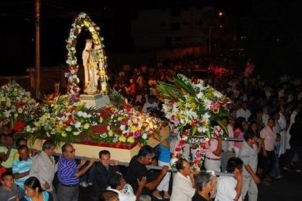 "Fiestas in Calpe: ""Virgen de la Merced"" (September 2019)"