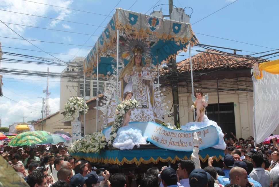 Fiestas in Calpe: 'Virgen de la Merced' (September 2019)