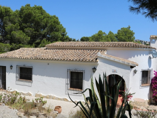 2 bed villa in Benissa-Costa