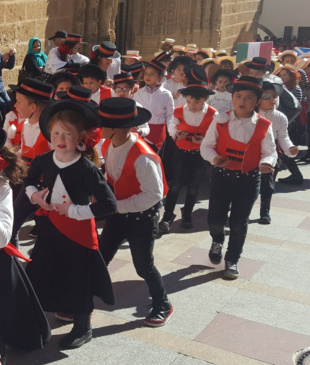 Fiestas in Javea: Carnival - Carnestoltes Xabia (February 2020)