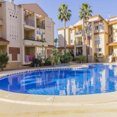 1 bed apartment in Albir
