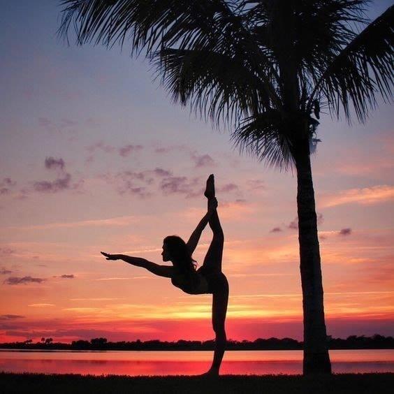 Javea Yoga with Kate Moss