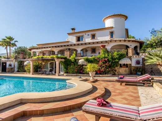 6 bed finca / country house in Jalon