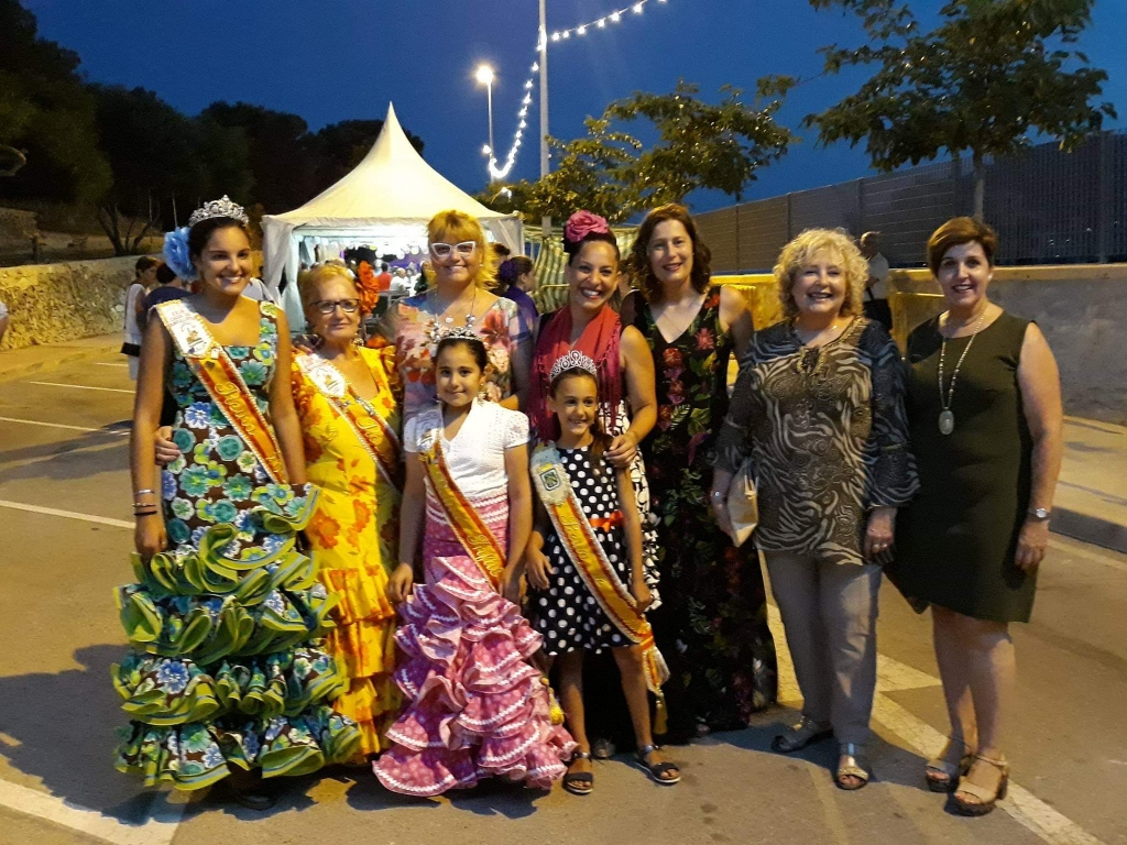 "Festivals in Calpe: ""Feria de Andaluza"" (July 2020)"
