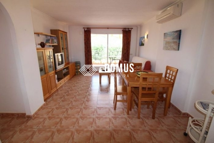 2 bed apartment in Benitachell