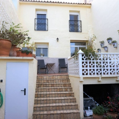 3 bed town house in Benissa