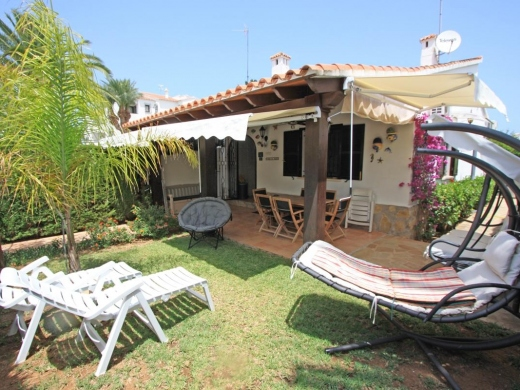 2 bed bungalow in Denia
