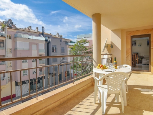 3 bed apartments - flats in Moraira