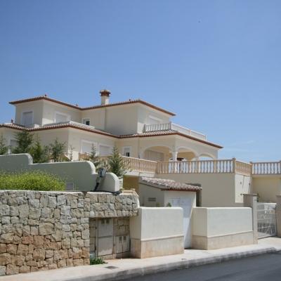 5 bed villa in Jávea