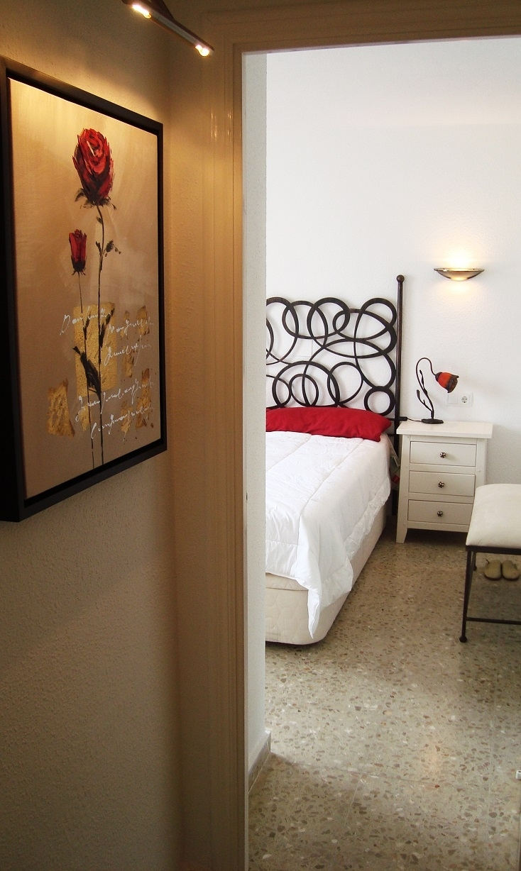 2 bed apartment in Calpe