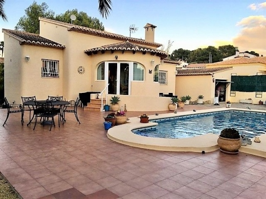 3 bed casa / chalet in Calpe / Calp