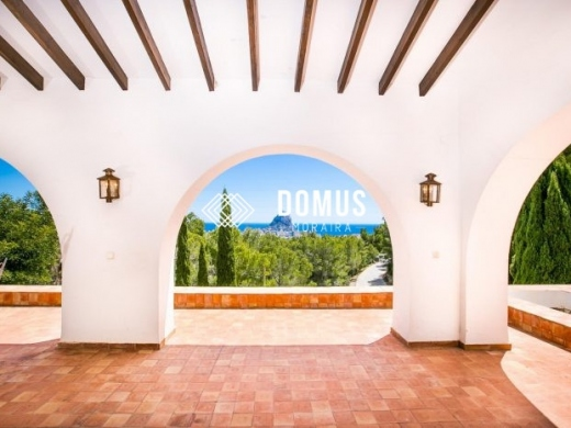 4 bed house in Calpe