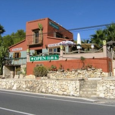 1 bed commercial property in Moraira
